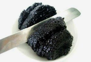 Троишная черная икра